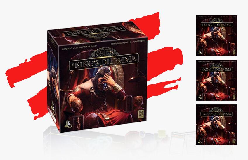 Mind Games Geelong - The King+39s Dilemma