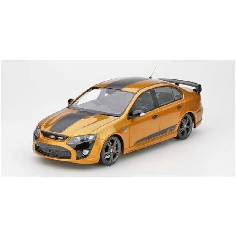 2014 Ford Performance Vehicles GT F  Victory Gold with Black Stripes
