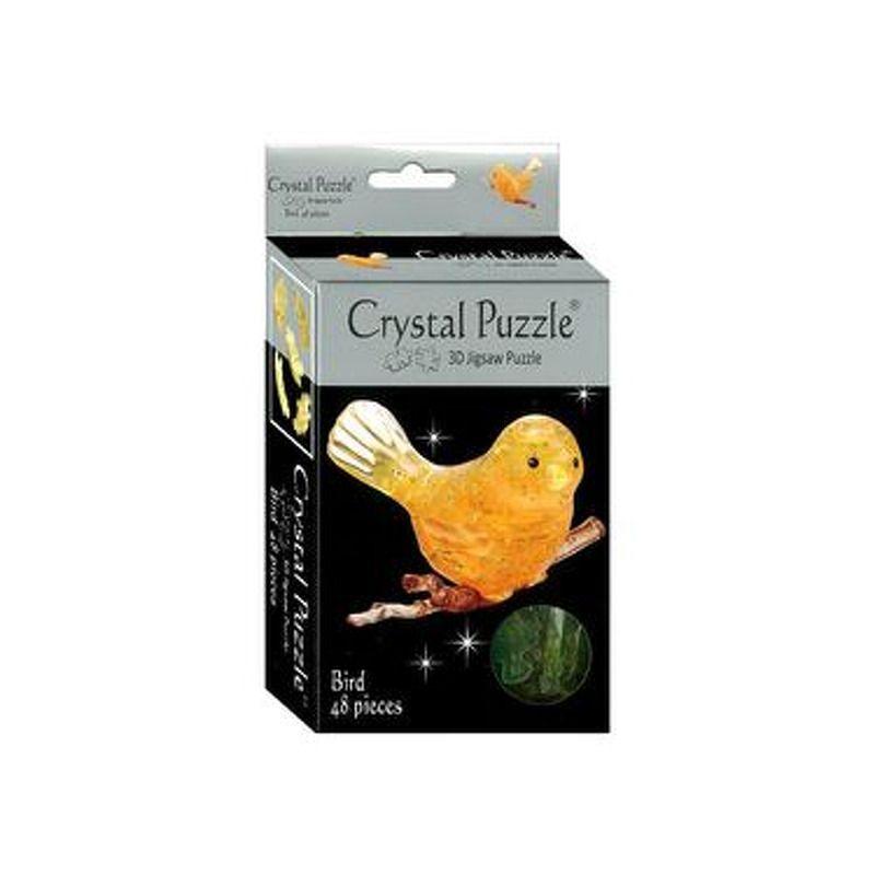 3D Crystal Puzzle  Bird
