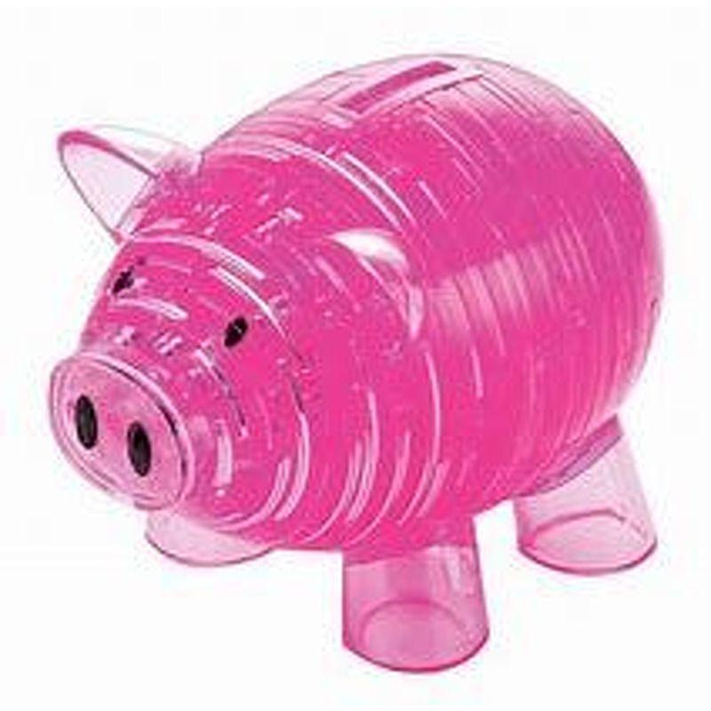 3D Crystal Puzzle  Piggy Bank