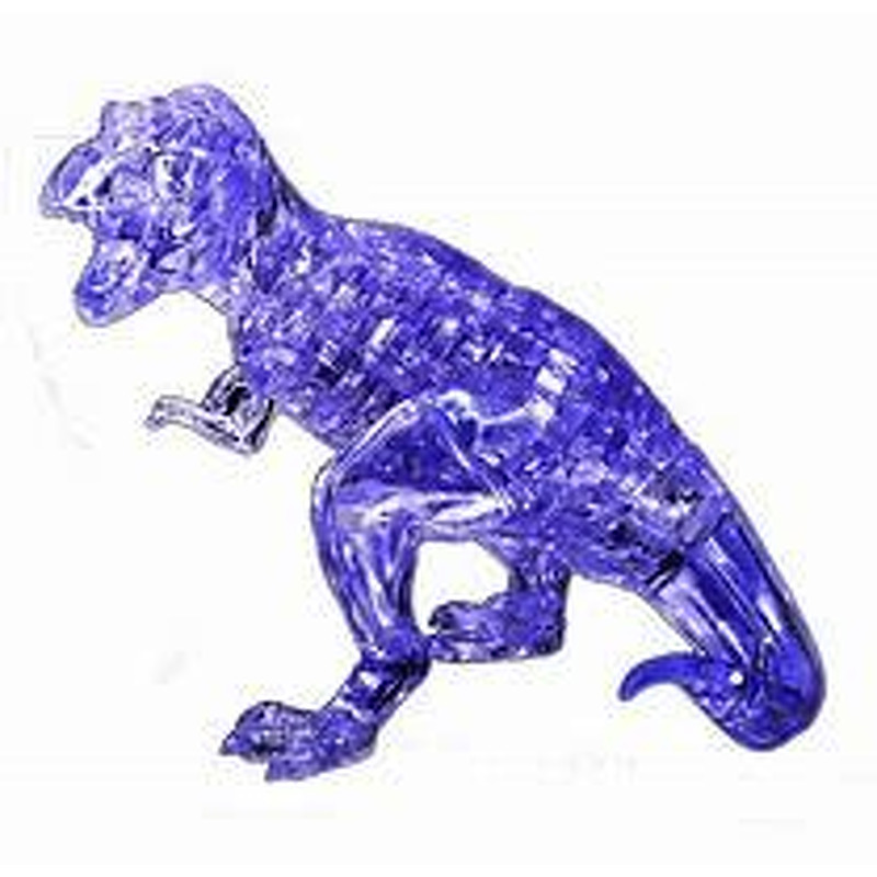 3D Crystal Puzzle  T Rex Crystal