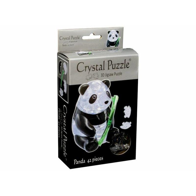3D Crystal Puzzle   Panda