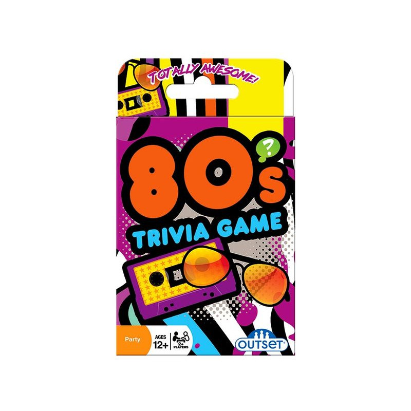 80and39s Trivia Game