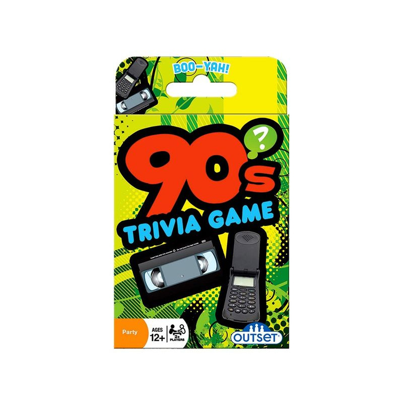 90and39s Trivia Game