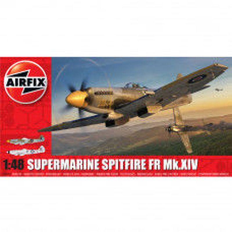 Airfix  Supermarine Spitfire XIV