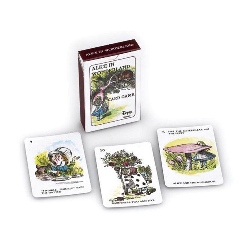 Alice in Wonderland Card Game