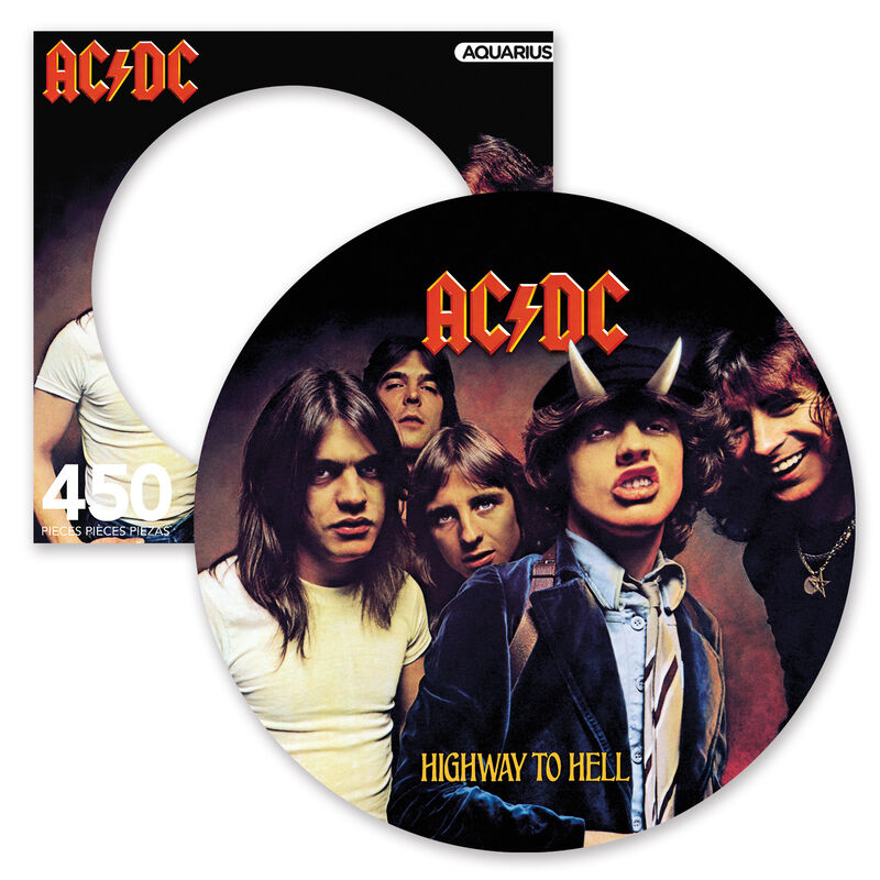 Aquarius  ACDC Highway To Hell Picture Disc
