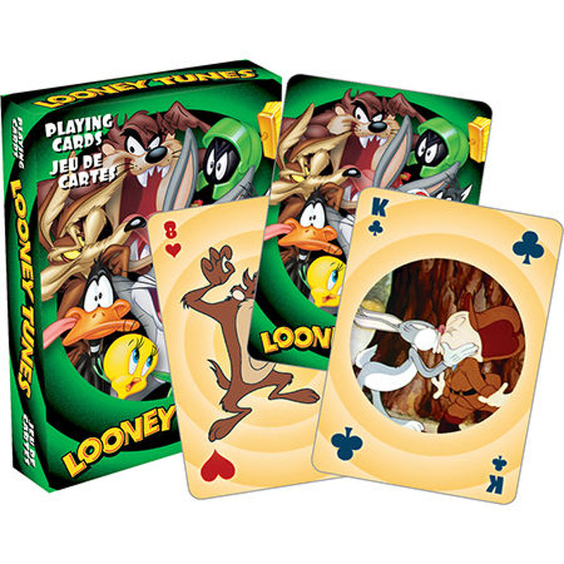 Aquarius  Playing Cards Single  Looney Tunes Cast