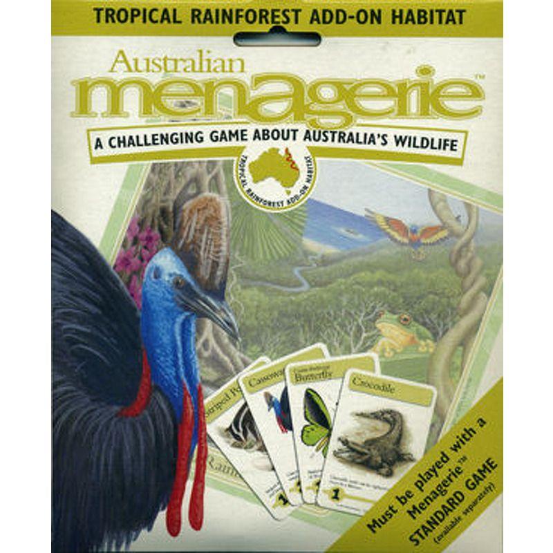 Australian Menagerie  Tropical Rainforest Expansion