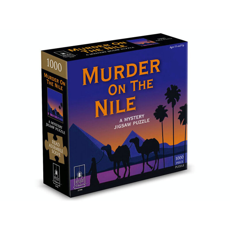 Bepuzzled  Murder on the Nile