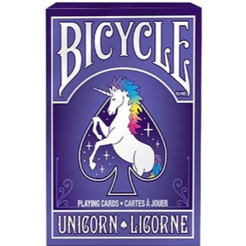 Bicycle Playing Cards - Single Unicorn