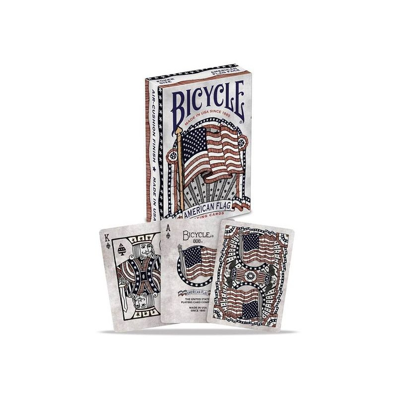 Bicycle Playing Cards Single  American Flag