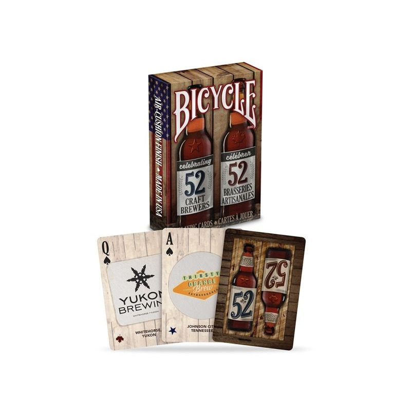Bicycle Playing Cards Single  Craft Beer