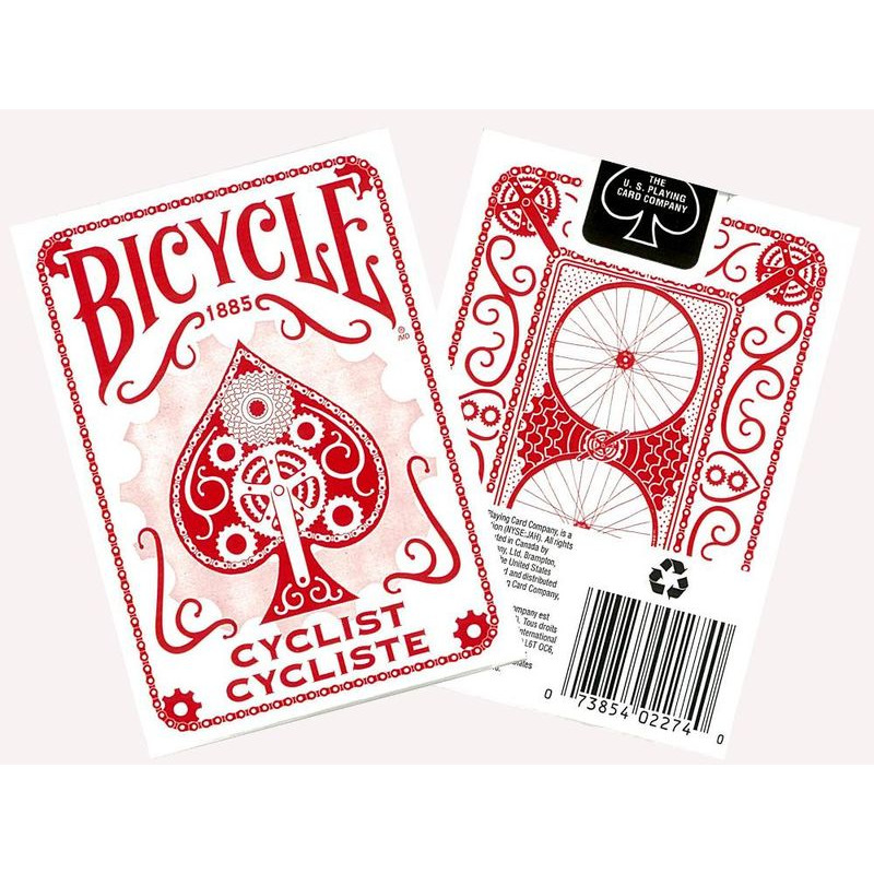 Bicycle Playing Cards Single  Cyclist