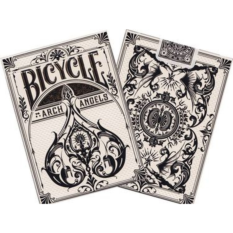 Bicycle Playing Cards Single   Archangels Playing Cards
