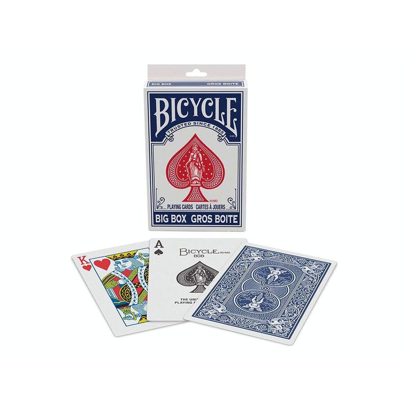 Bicycle Playing Cards Single   Big Playing Cards