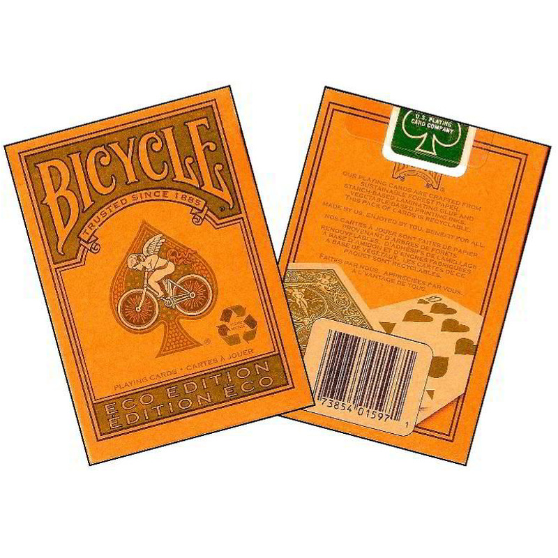 Bicycle Playing Cards Single   Eco Edtion