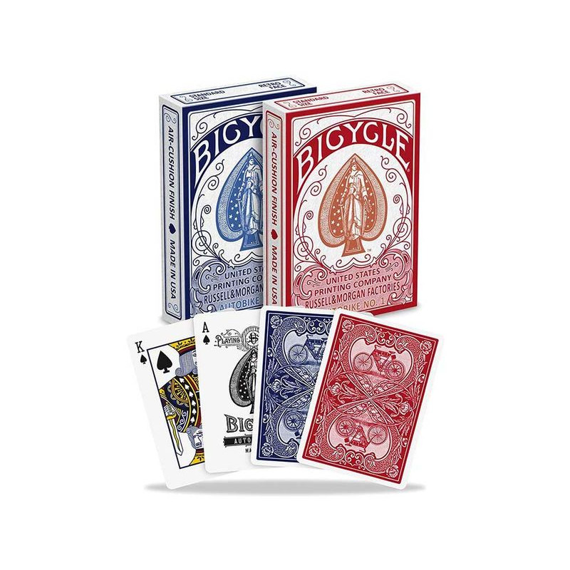 Bicycle Playing Cards  Autobike No1