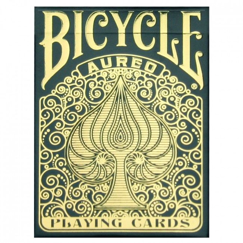 Bicycle Playing Cards  Single Aureo Foil