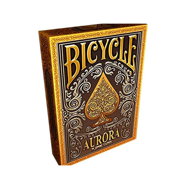 Bicycle Playing Cards  Single Aurora