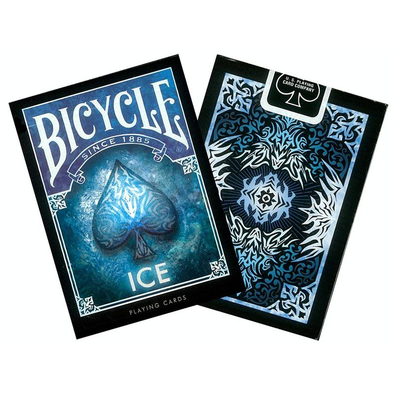 Bicycle Playing Cards  Single Ice