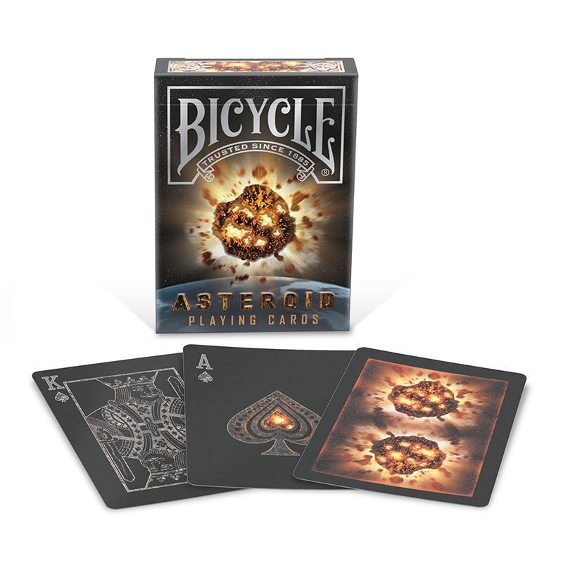 Bicycle Playing Cards   Asteroid Deck