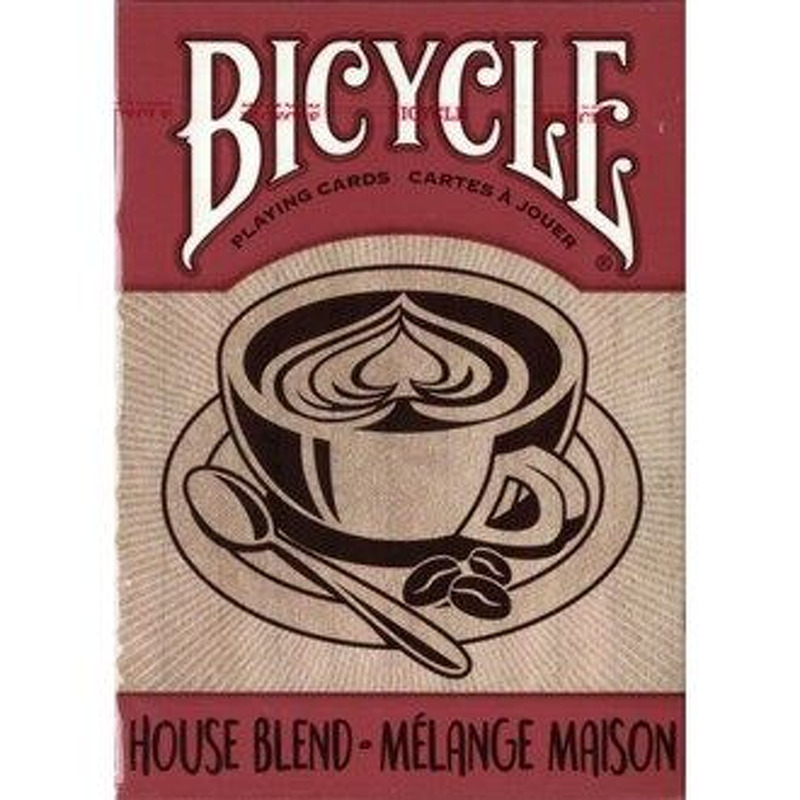 Bicycle Playing Cards   Single House Blend
