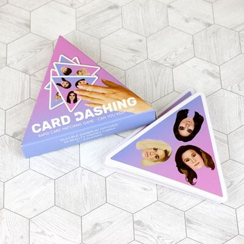Bubblegum Stuff  Card Dashing