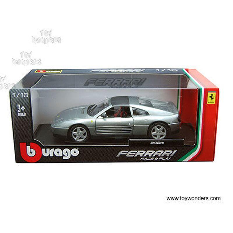 Burago  Ferrari 348ts