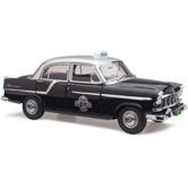 CLASSIC CARLECTABLES  HOLDEN FC SPECIAL SILVER TOP TAXI