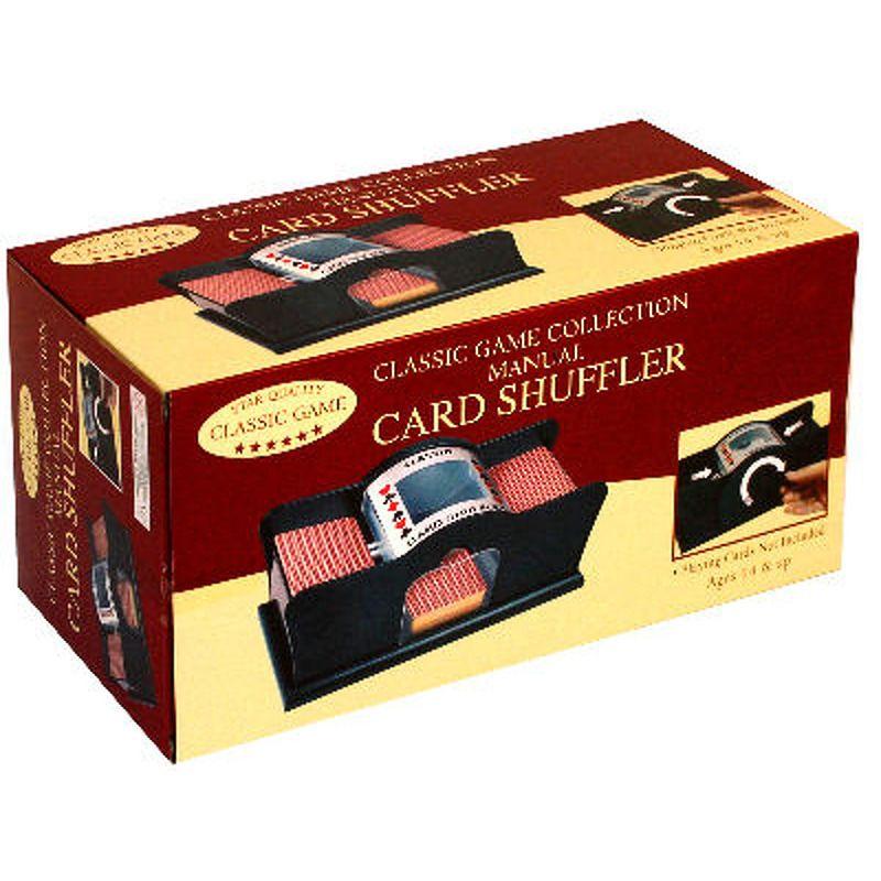 Card Shuffler  Manual