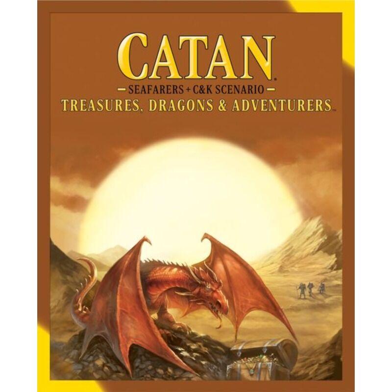 Catan  Treasures Dragons andamp Adventures