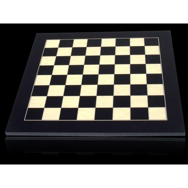 Chess Board  Dal Rossi 40cm BlackErable