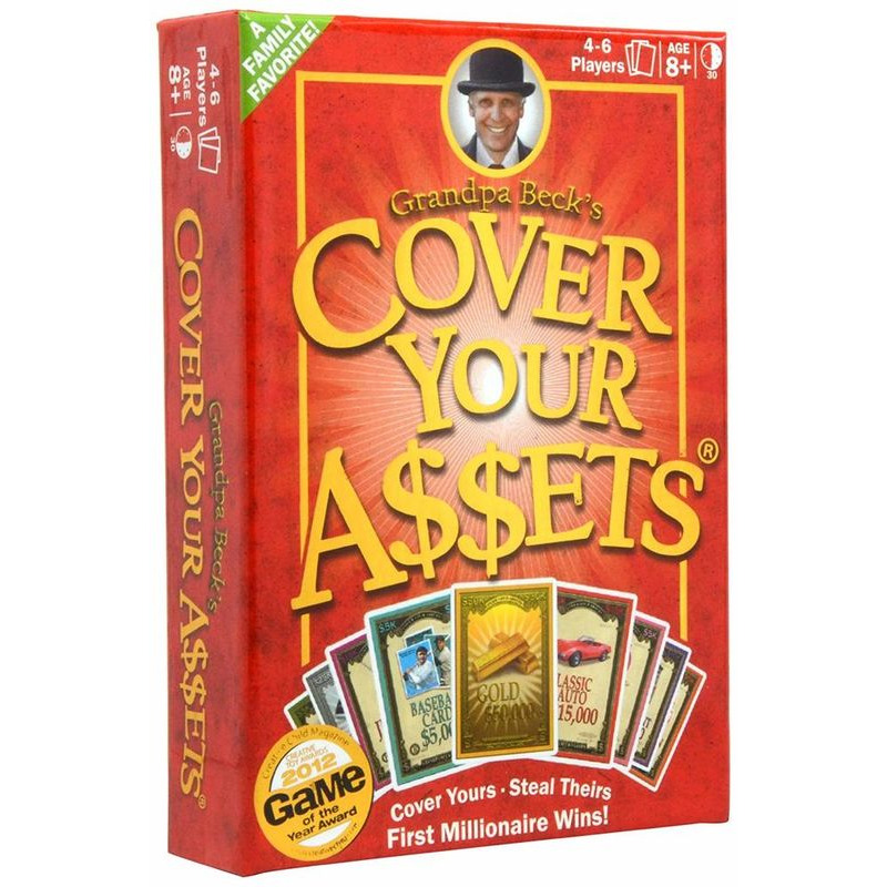 Cover Your Assests