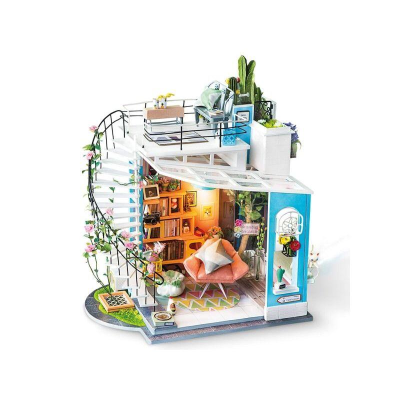 DIY House   Dora+39s Loft