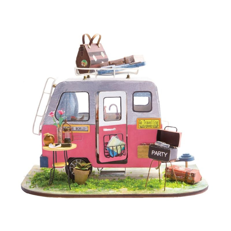 DIY House   Mini Happy Camper