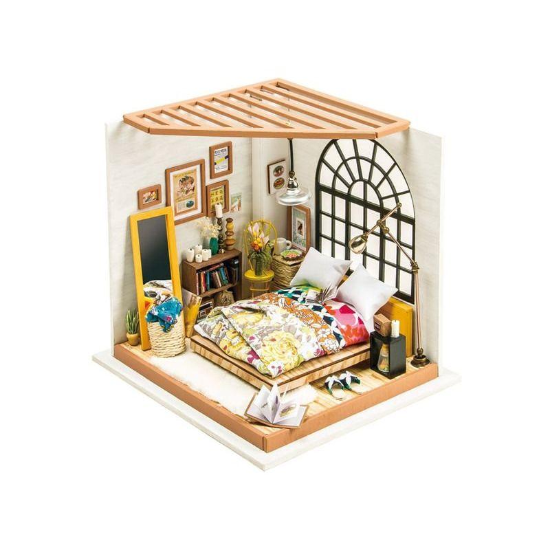 DIY House   Mini House Daydream Balcony