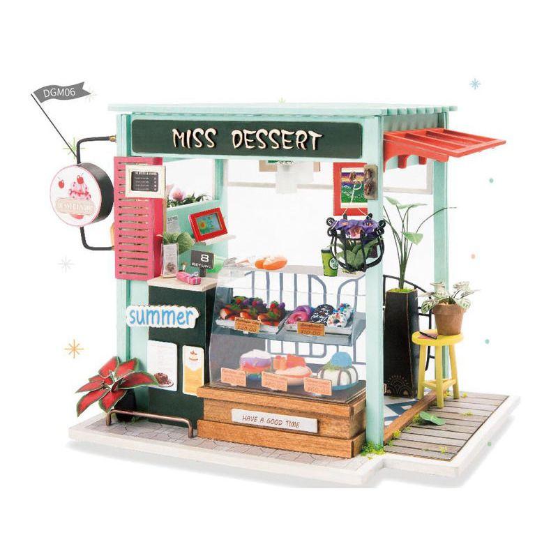 DIY House   Mini Ice Cream Station