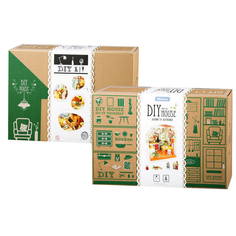 DIY House   Mini Jason+39s Kitchen
