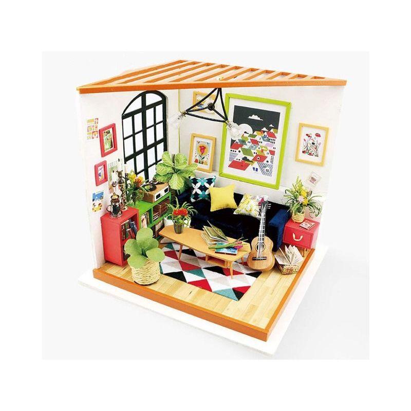 DIY House   Mini Locus+39 Sitting Room