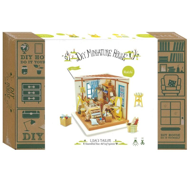 DIY  Mini House Jimmyand39s Studio