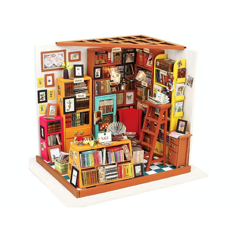 DIY  Mini House Samand39s Study
