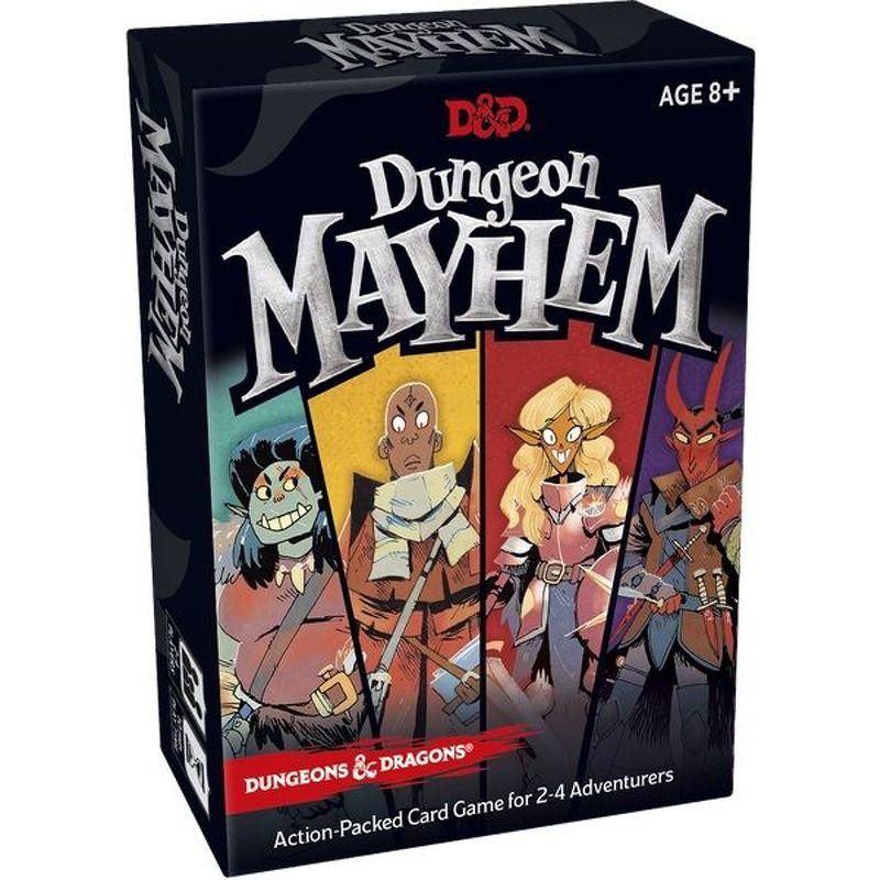 DND  Dungeon Mayhem