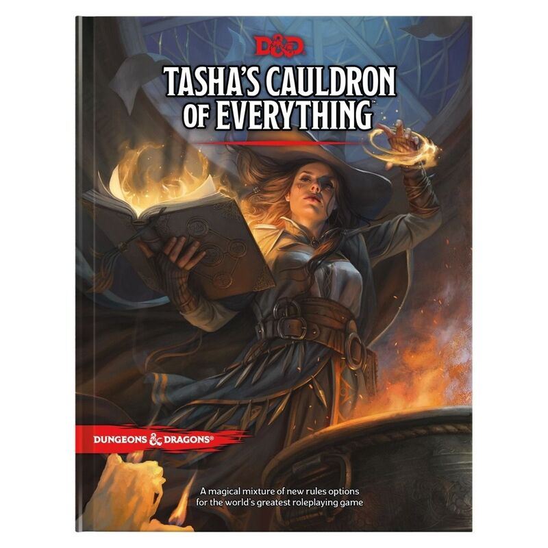 DandD  Tashaand39s Cauldron of Everything