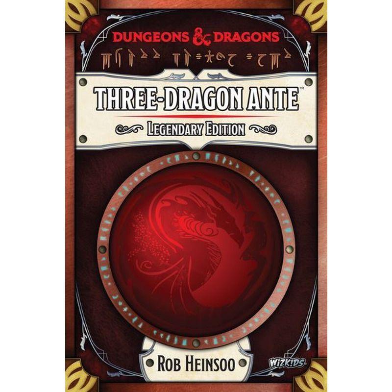 DandD  Three Dragon Ante Legendary