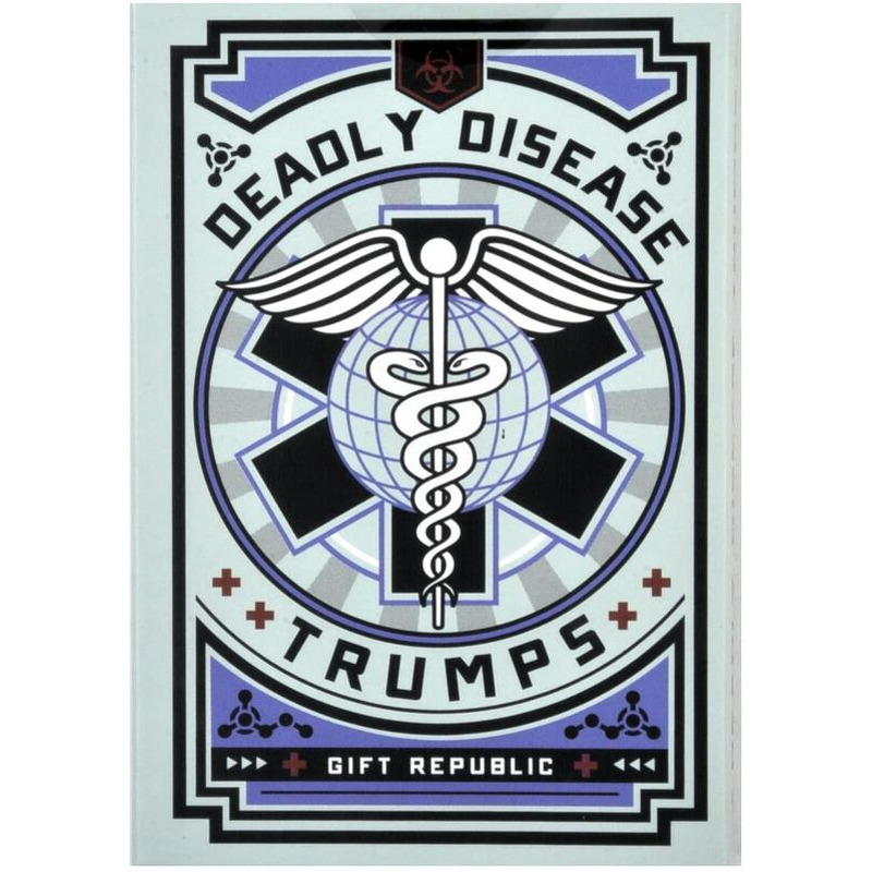 Deadly Diseases Trumps