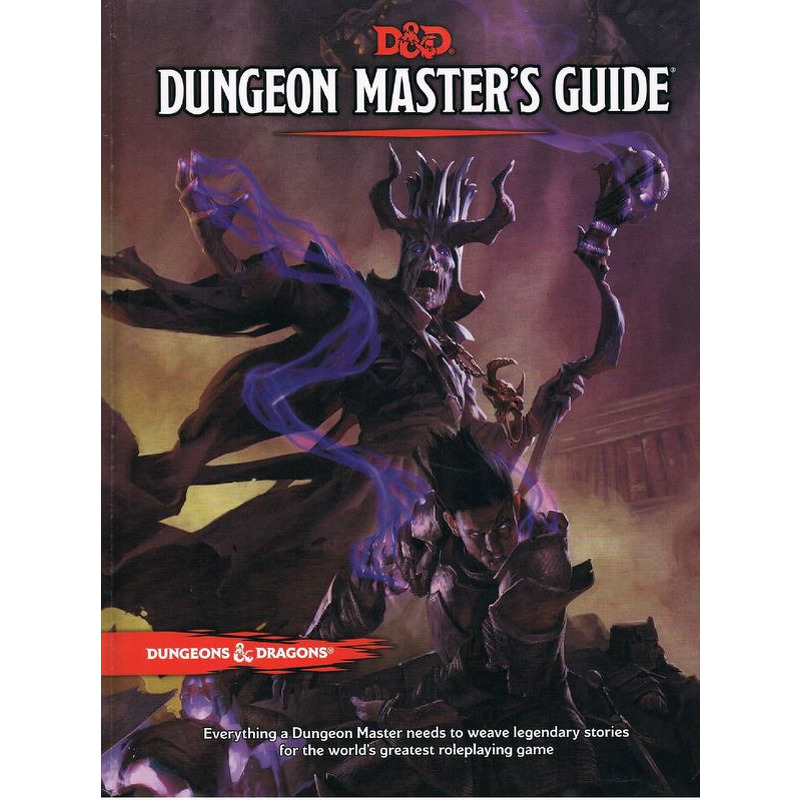 Dungeons +amp Dragons   Dungeon Master+039s Guide