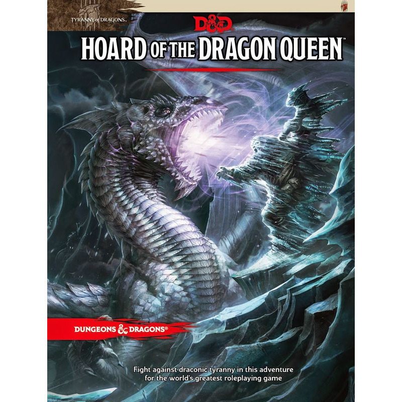 Dungeons +amp Dragons   Hoard of the Dragon Queen
