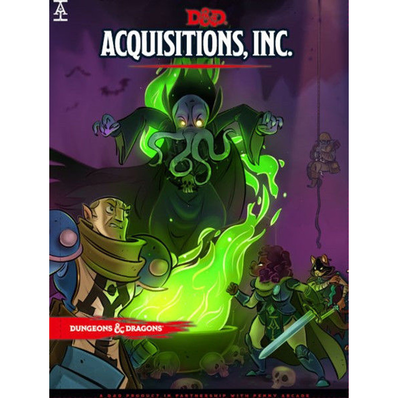 Dungeons and Dragons  Acquisitions Incorporated