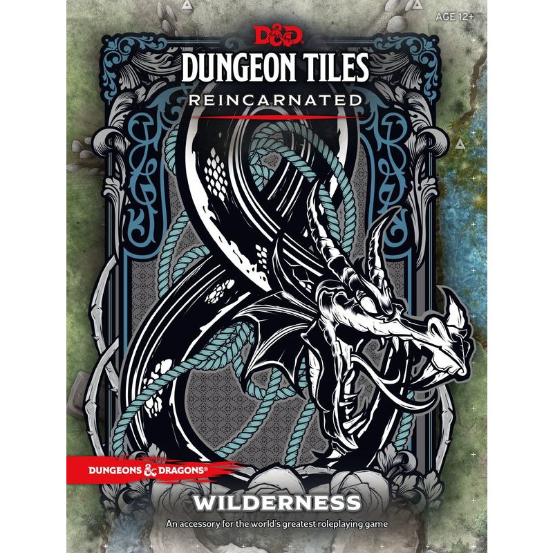 Dungeons and Dragons  Dungeon Tiles Reincarnated  Wilderness